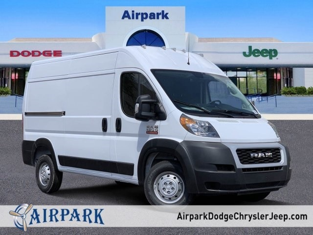 2019 ProMaster 1500 High Roof FWD,  Empty Cargo Van #KE535285 - photo 1