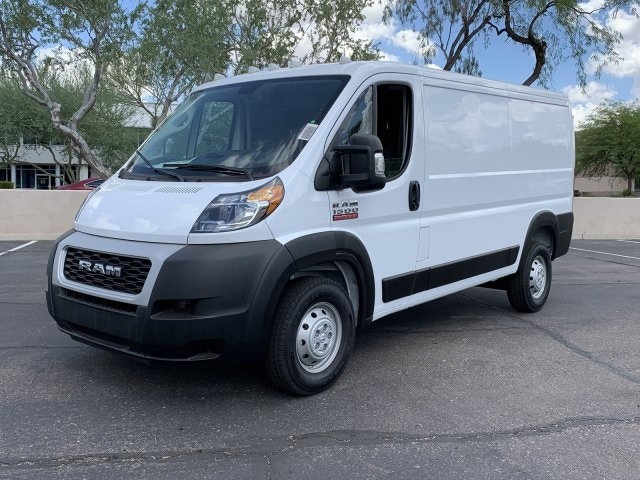 2019 ProMaster 1500 Standard Roof FWD, Empty Cargo Van #KE552534 - photo 8