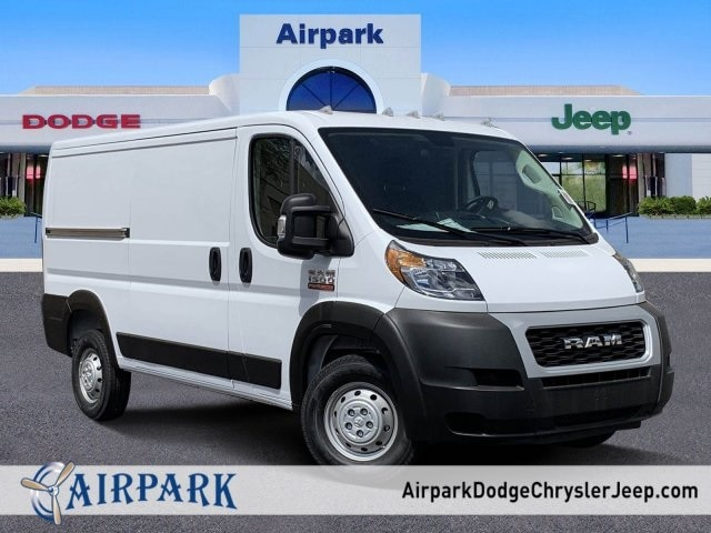 2019 ProMaster 1500 Standard Roof FWD, Empty Cargo Van #KE552534 - photo 1