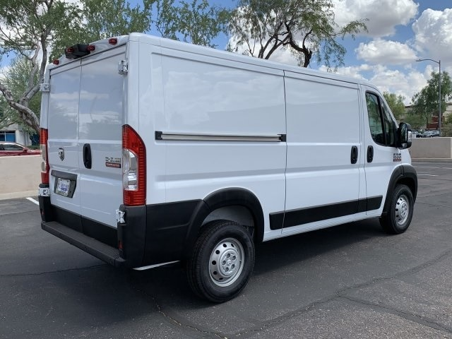 2019 ProMaster 1500 Standard Roof FWD, Empty Cargo Van #KE552534 - photo 4