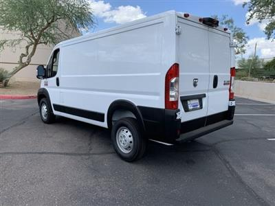 2019 ProMaster 1500 Standard Roof FWD, Empty Cargo Van #KE552534 - photo 6