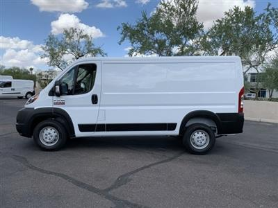 2019 ProMaster 1500 Standard Roof FWD, Empty Cargo Van #KE552534 - photo 7
