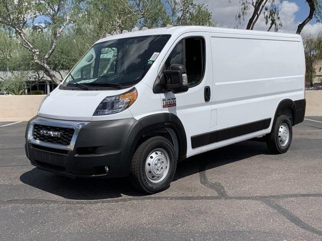 2019 ProMaster 1500 Standard Roof FWD, Empty Cargo Van #KE552535 - photo 8