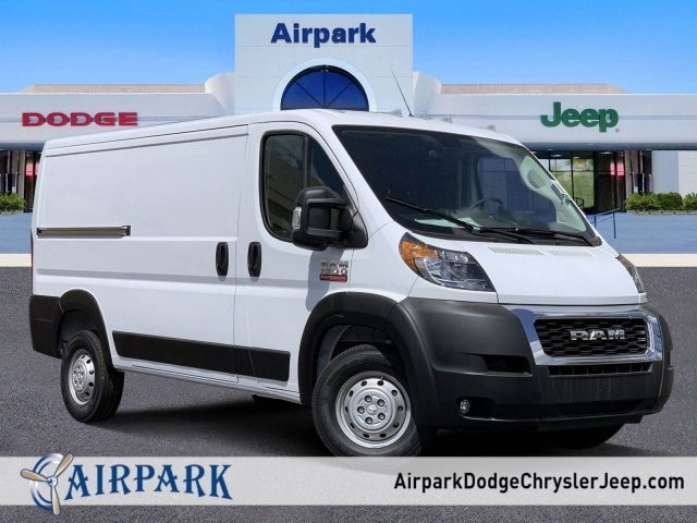 2019 ProMaster 1500 Standard Roof FWD, Empty Cargo Van #KE552535 - photo 1