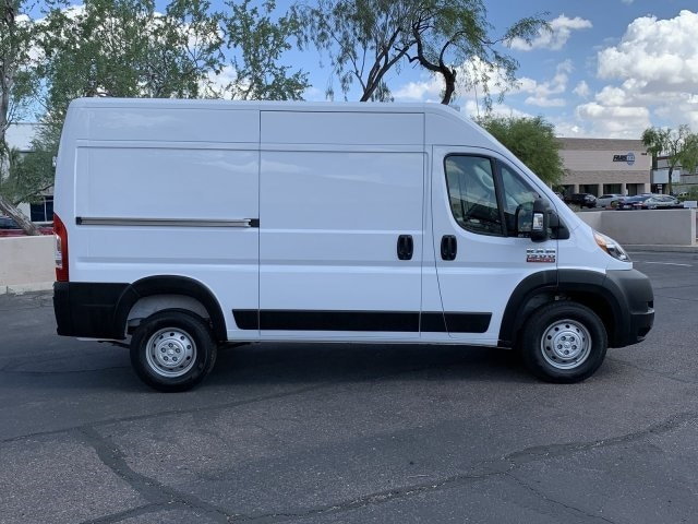2019 ProMaster 1500 High Roof FWD,  Empty Cargo Van #KE553184 - photo 3