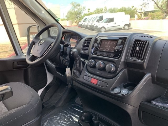 2019 ProMaster 1500 High Roof FWD,  Empty Cargo Van #KE554212 - photo 12