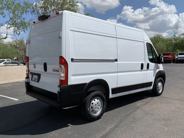 2019 ProMaster 1500 High Roof FWD,  Empty Cargo Van #KE554212 - photo 4