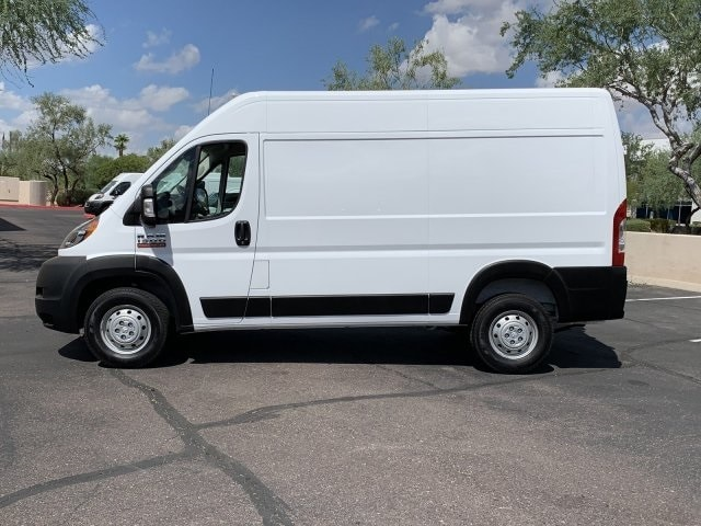 2019 ProMaster 1500 High Roof FWD,  Empty Cargo Van #KE554212 - photo 7