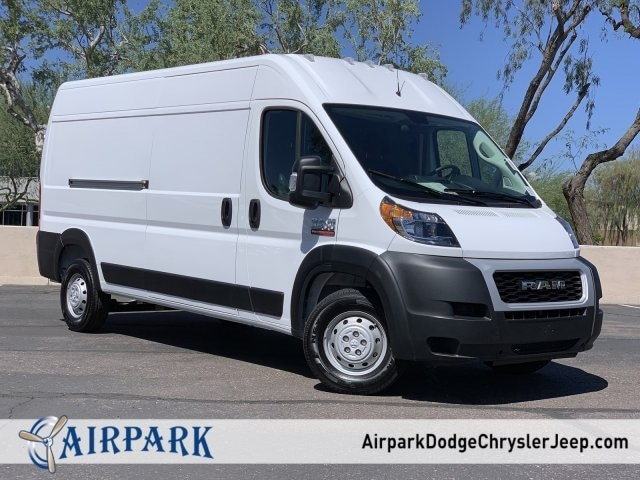 2019 ProMaster 2500 High Roof FWD,  Empty Cargo Van #KE557695 - photo 1
