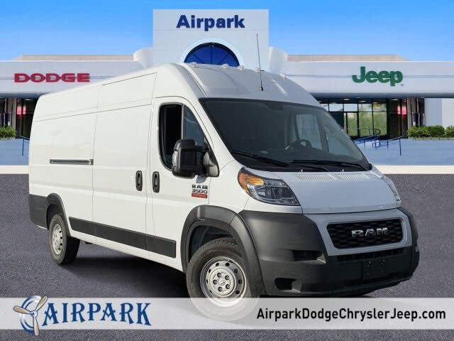 2019 ProMaster 3500 High Roof FWD, Empty Cargo Van #KE565153 - photo 1