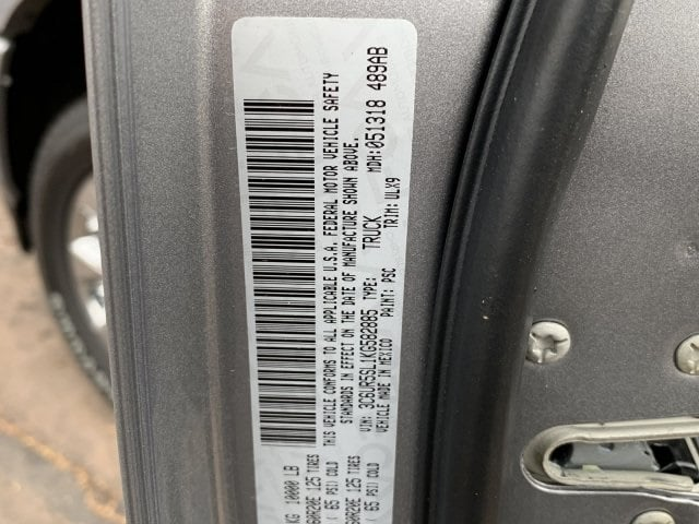 2019 Ram 2500 Crew Cab 4x4, Pickup #KG582885 - photo 22