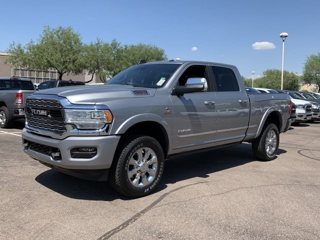 2019 Ram 2500 Crew Cab 4x4,  Pickup #KG582939 - photo 7