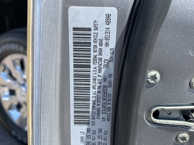 2019 Ram 2500 Crew Cab 4x4,  Pickup #KG582939 - photo 20