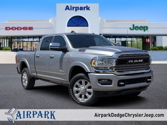 2019 Ram 2500 Crew Cab 4x4,  Pickup #KG582939 - photo 1