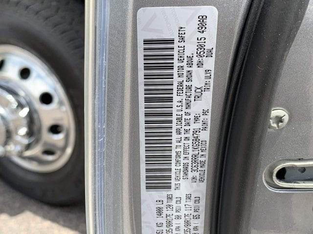 2019 Ram 3500 Crew Cab DRW 4x4,  Pickup #KG584791 - photo 19