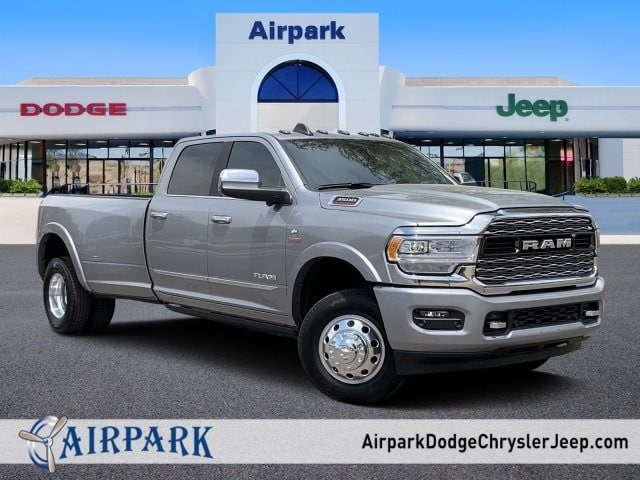 2019 Ram 3500 Crew Cab DRW 4x4,  Pickup #KG584791 - photo 1