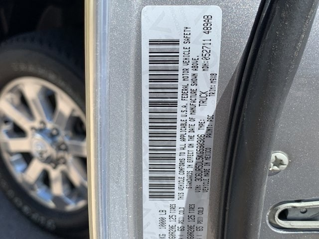 2019 Ram 2500 Crew Cab 4x4, Pickup #KG590906 - photo 21