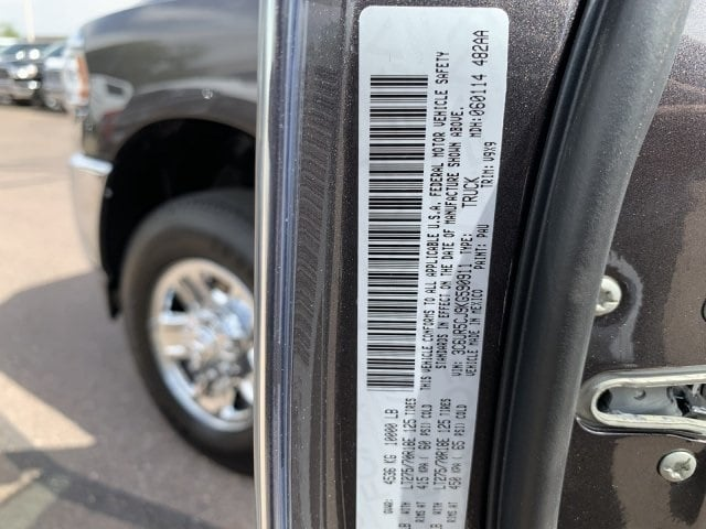 2019 Ram 2500 Crew Cab 4x4, Pickup #KG590911 - photo 21