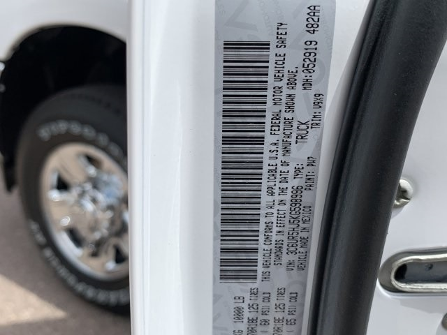 2019 Ram 2500 Crew Cab 4x4, Pickup #KG598996 - photo 20