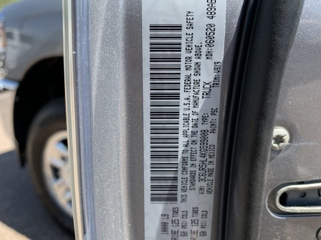 2019 Ram 2500 Crew Cab 4x4,  Pickup #KG599008 - photo 22