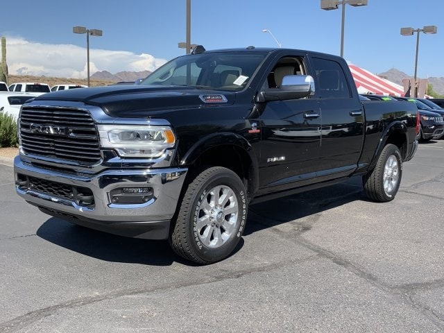 2019 Ram 3500 Crew Cab 4x4, Pickup #KG600606 - photo 7