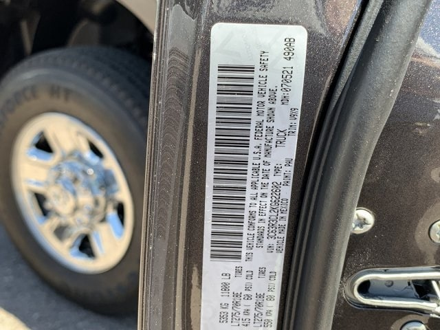 2019 Ram 3500 Crew Cab 4x4, Pickup #KG622602 - photo 20