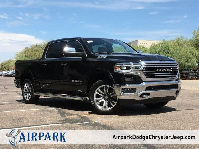 2019 Ram 1500 Crew Cab 4x4,  Pickup #KN515023 - photo 1