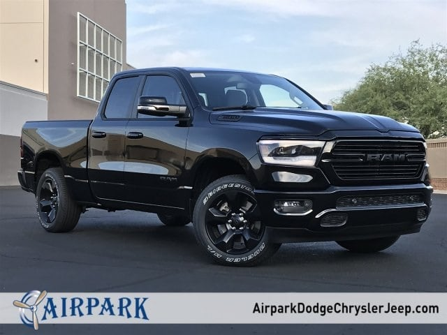 2019 Ram 1500 Quad Cab 4x2,  Pickup #KN601229 - photo 1