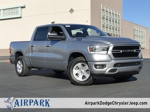 2019 Ram 1500 Crew Cab 4x2,  Pickup #KN601240 - photo 1