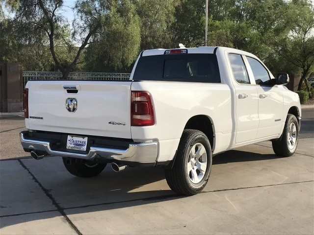 2019 Ram 1500 Quad Cab 4x4,  Pickup #KN602757 - photo 1