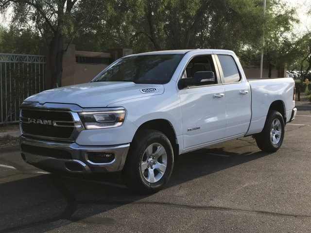 2019 Ram 1500 Quad Cab 4x4,  Pickup #KN602757 - photo 4