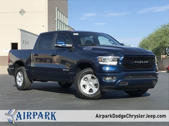 2019 Ram 1500 Crew Cab 4x2,  Pickup #KN617434 - photo 1
