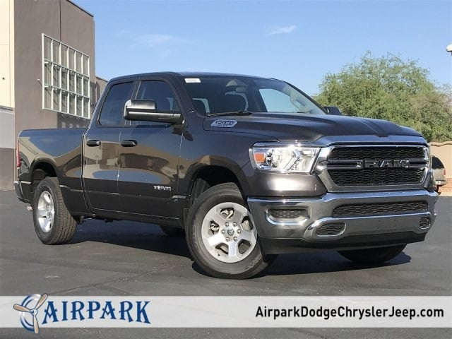 2019 Ram 1500 Quad Cab 4x2,  Pickup #KN628003 - photo 1