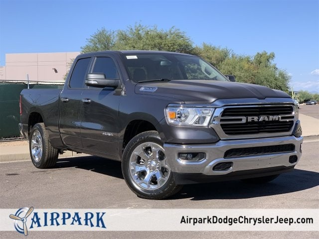 2019 Ram 1500 Quad Cab 4x2,  Pickup #KN641893 - photo 1