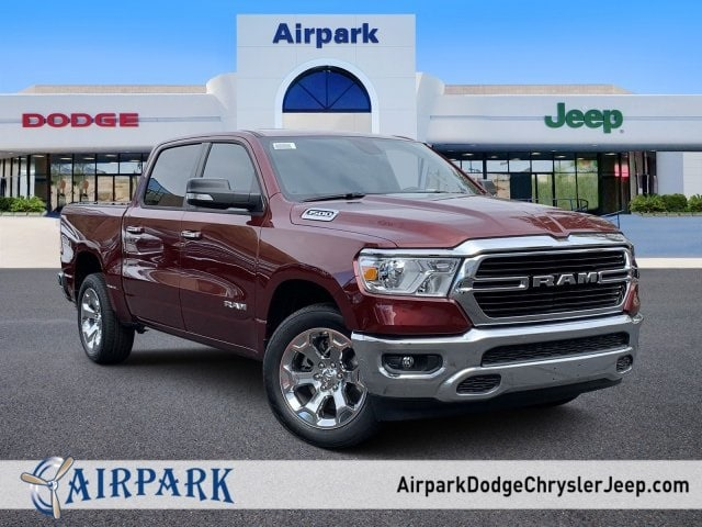 2019 Ram 1500 Crew Cab 4x2,  Pickup #KN642007 - photo 1