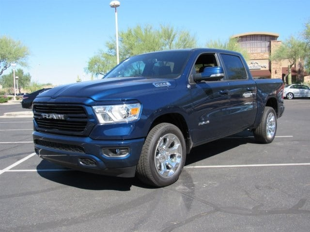 2019 Ram 1500 Crew Cab 4x2,  Pickup #KN642300 - photo 3