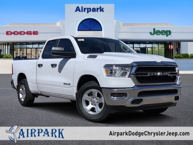 2019 Ram 1500 Quad Cab 4x2,  Pickup #KN666208 - photo 1