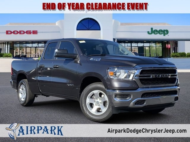 2019 Ram 1500 Quad Cab 4x2, Pickup #KN666210 - photo 6