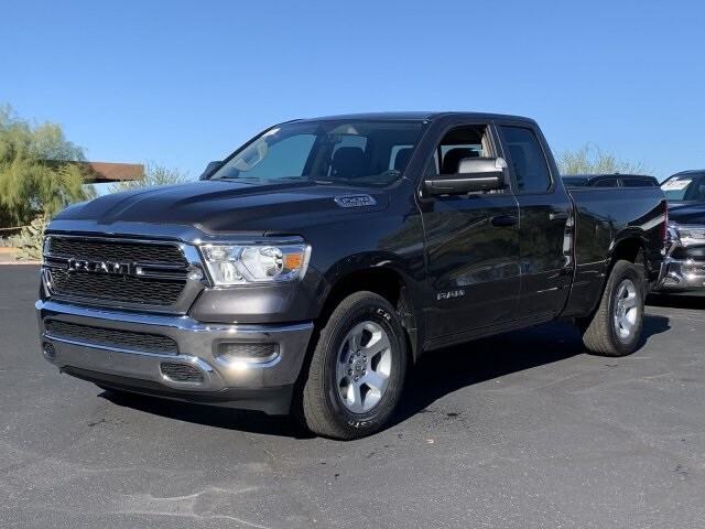 2019 Ram 1500 Quad Cab 4x2, Pickup #KN666210 - photo 9
