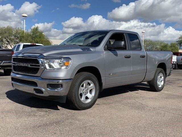 2019 Ram 1500 Quad Cab 4x2, Pickup #KN737904 - photo 4