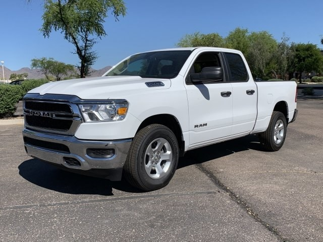 2019 Ram 1500 Quad Cab 4x2,  Pickup #KN737905 - photo 4