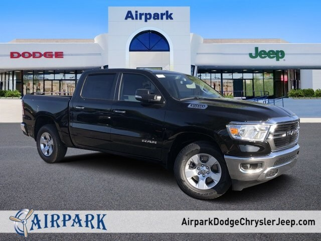2019 Ram 1500 Crew Cab 4x2,  Pickup #KN828381 - photo 1