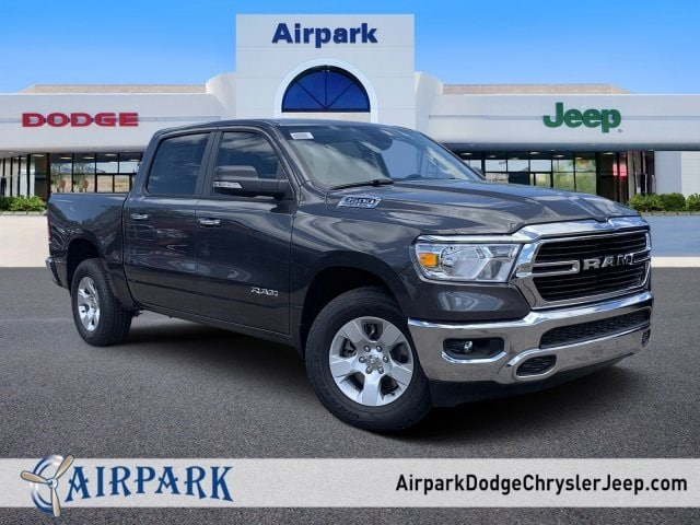 2019 Ram 1500 Crew Cab 4x2,  Pickup #KN828391 - photo 1
