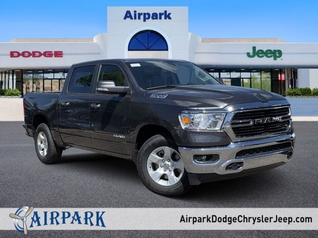 2019 Ram 1500 Crew Cab 4x2,  Pickup #KN828392 - photo 1