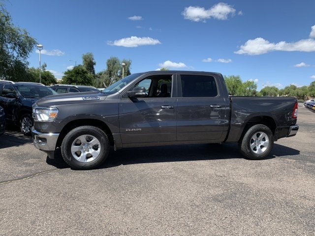 2019 Ram 1500 Crew Cab 4x2,  Pickup #KN828392 - photo 6