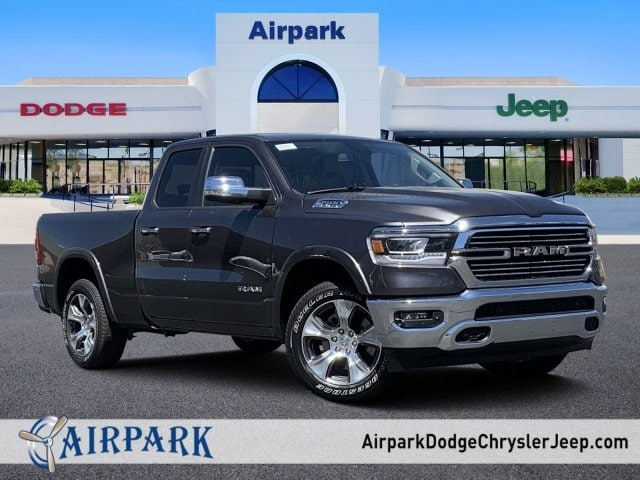 2019 Ram 1500 Quad Cab 4x2, Pickup #KN828487 - photo 1