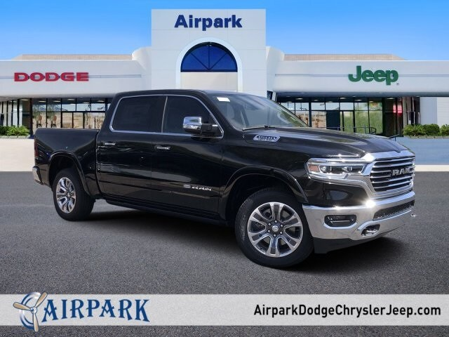2019 Ram 1500 Crew Cab 4x4, Pickup #KN832384 - photo 1