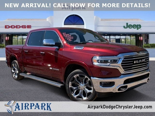 2019 Ram 1500 Crew Cab 4x4, Pickup #KN832384A - photo 1