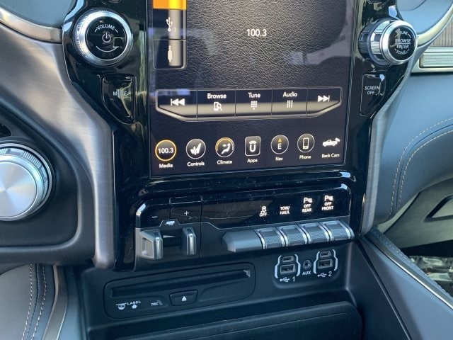 2019 Ram 1500 Crew Cab 4x4, Pickup #KN832400 - photo 21