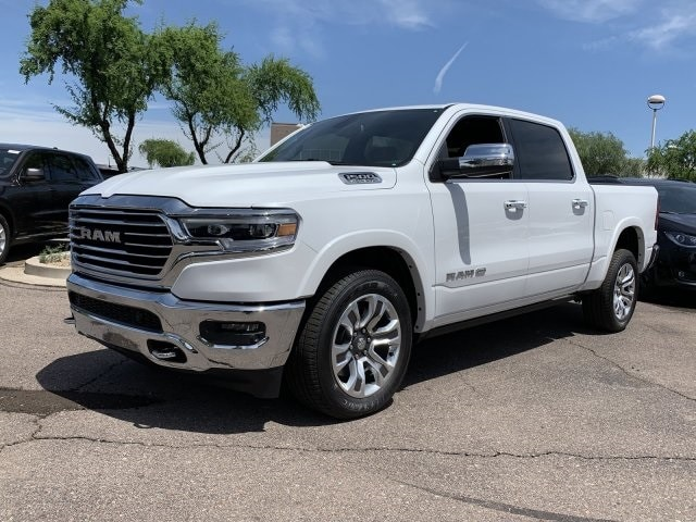 2019 Ram 1500 Crew Cab 4x4, Pickup #KN832407 - photo 7
